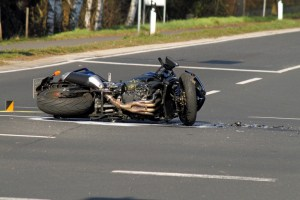 Fatal Motorcycle Accident with a Tractor