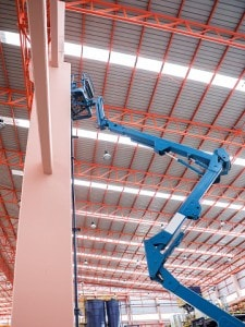 Construction Accidents: Injuries from Scissor Lifts