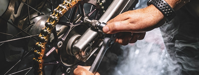 Delaware Motorcycle Accidents Caused by Defective Bike Parts