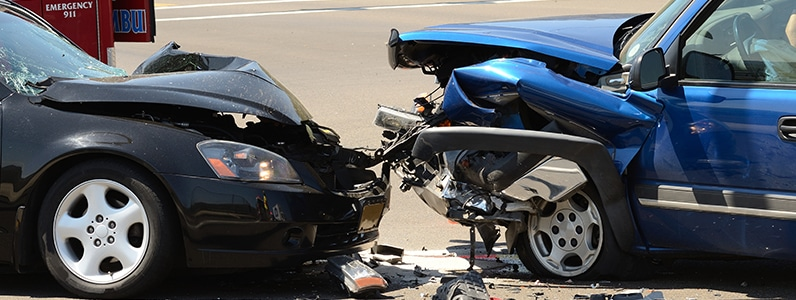 Serious Injuries Caused by Head-on Collisions
