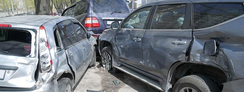 Delaware Multi-car Collisions