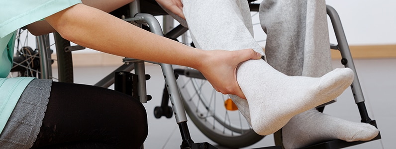 Delaware physical therapy for right ankle